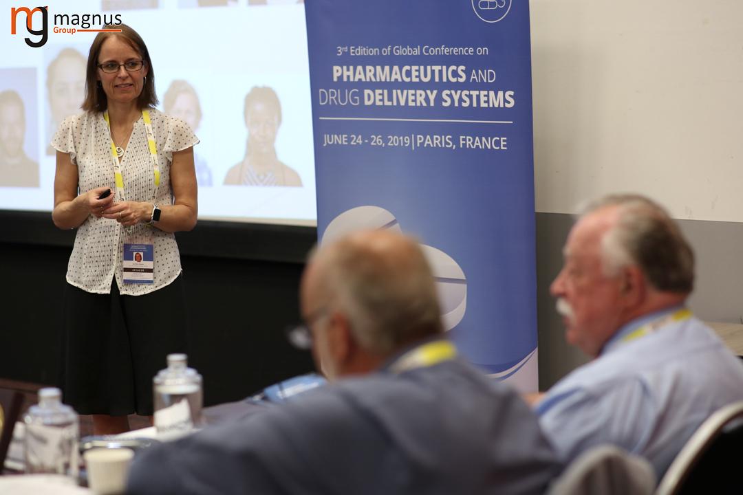 Speaker for Drug Delivery Conferences - Ann Mari Holsæter