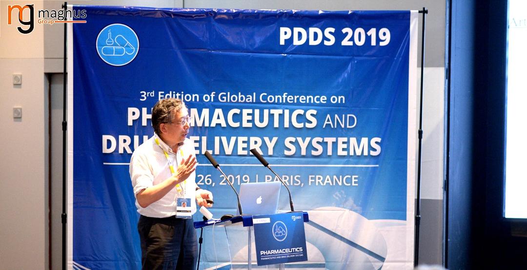 Speaker for Drug Delivery Conferences - Satoshi Nakata