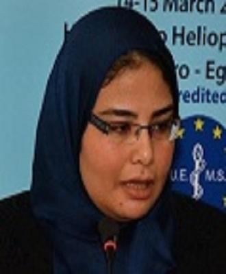 Speaker for Infectious Diseases Virtual 2020- Sarah El-Nakeep